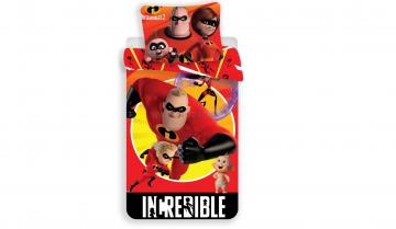 Obliečky Incredibles 02