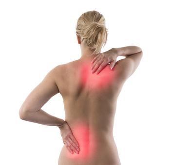 Nafukovací matrac môže spôsobiť bolesť chrbta