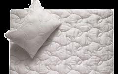 Kvalitný vankúš a prikrývka - záruka dobrého spánku
