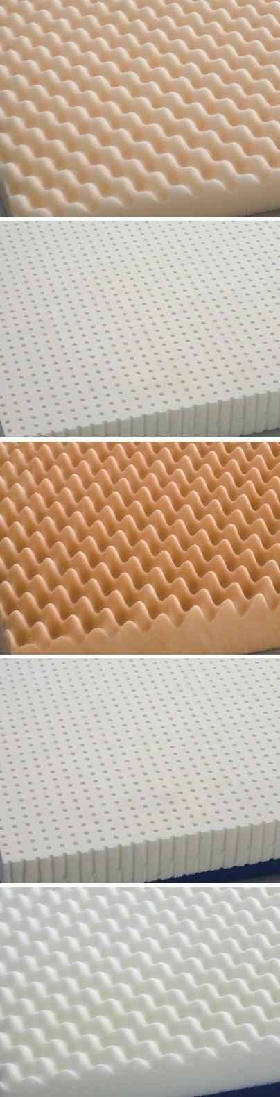 Pěny u lamelových matrací